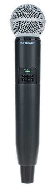 Microfon profesional original Shure GLXD24R/SM58, transmitter si receiver 4