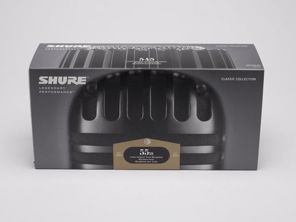 Microfon profesional Shure 55SH SERIES II, cardioid, unidirectional 3
