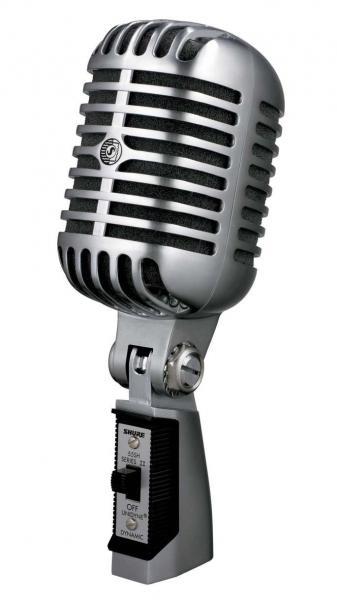 Microfon profesional Shure 55SH SERIES II, cardioid, unidirectional 0