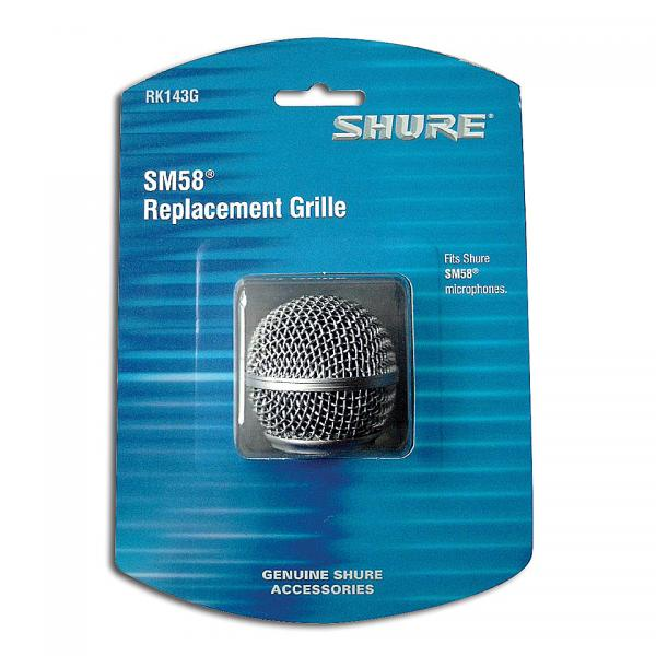 Grila protectie microfon Shure SM58 1