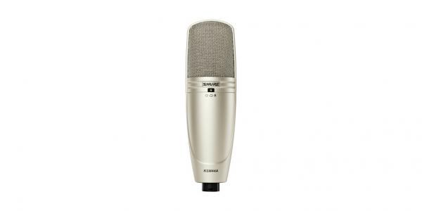 Microfon profesional Shure KSM44A/SL 0