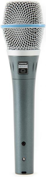 Microfon profesional Shure Beta 87C 1