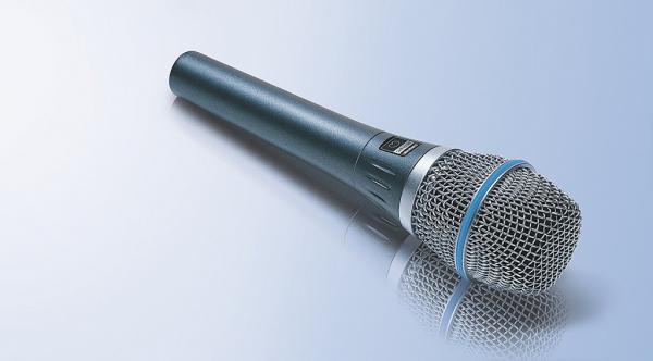 Microfon profesional Shure Beta 87A 2