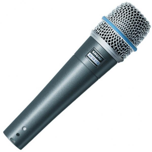 Microfon profesional Shure Beta 57A [0]