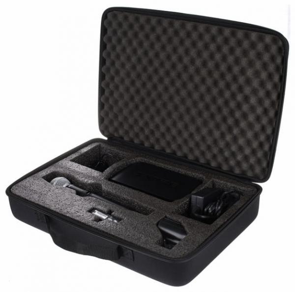 Microfon profesional original Shure GLXD24R/SM58, transmitter si receiver 7