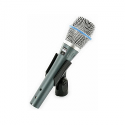 Microfon profesional Shure Beta 87A0