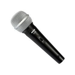 Microfon profesional cu fir Shure SV100-A, cardioid, utilizare multipla0