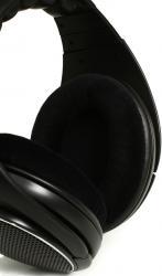 Casti profesionale Shure SRH1440, tehnologie open-back, design circumaural2