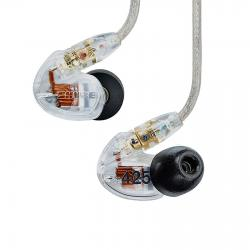 Casti profesionale in-ear Shure SE425-CL cu Dual High Definition MicroDriver0