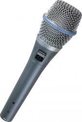 Microfon profesional Shure Beta 87C0