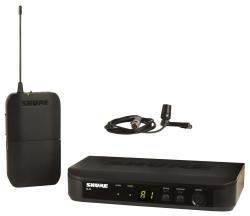 Microfon wireless Shure BLX14E/B98, de instrumente, microfon si receiver1