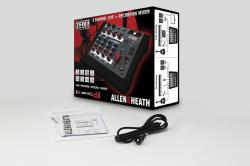 Mixer Analogic Allen & Heath ZED6, 6 canale2