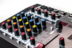 Mixer Analogic Allen & Heath ZED6 FX, 6 canale cu efect incorporat3