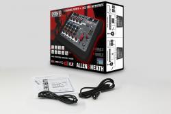 Mixer Analog Allen & Heath ZEDi 8, 8 canale cu interfata USB1