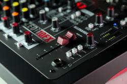 Mixer Analogic Allen & Heath ZEDi 10 FX, 10 canale cu interfata USB si efect incorporat5