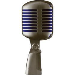 Microfon profesional  Shure SUPER 55 Deluxe cu design clasic4