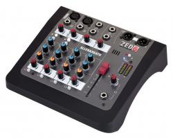 Mixer Analogic Allen & Heath ZED6, 6 canale0