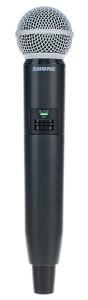 Microfon profesional original Shure GLXD24R/SM58, transmitter si receiver4