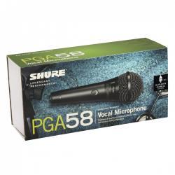 Microfon profesional dinamic cu fir Shure PGA 58, cardioid3