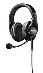 Casti profesionale cu microfon dinamic Shure BRH440M, design circumaural4