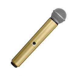 Carcasa de schimb pentru microfoane Shure BLX SM58/B58, aurie (gold)4