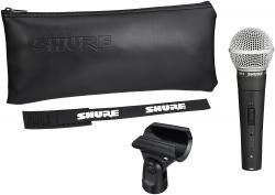 Microfon Shure SM58 original, profesional, cardioid, cu switch On/Off13
