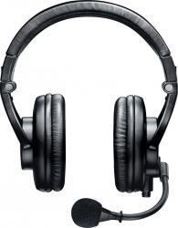 Casti profesionale cu microfon dinamic Shure BRH440M, design circumaural0
