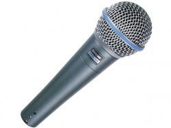Microfon Shure Beta 58A original, profesional, supercardioid0