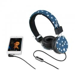 Casti audio over-ear hi-Fun hi-Deejay 13339, blue1