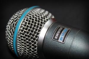 Microfon Shure Beta 58A original, profesional, supercardioid4