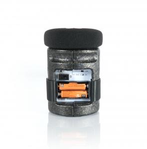 Microfon wireless CatchBox Lite, pentru conferinte de 100 persoane, culoare orange5