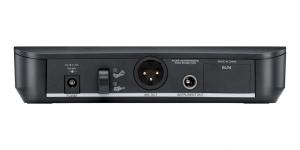 Sistem profesional wireless original Shure BLX24/PG58, microfon si receiver [2]