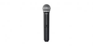 Sistem profesional wireless original Shure BLX24/PG58, microfon si receiver [3]
