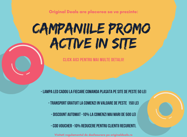 Campanii Active in Site