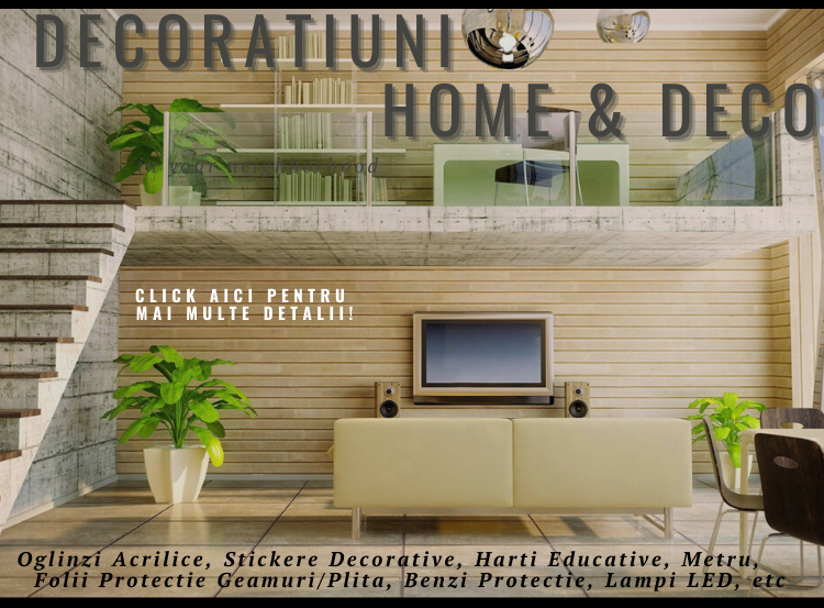 Decoratiuni Home & Deco
