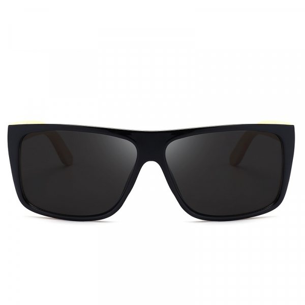 Ochelari Soare cu Rame Bambus si Protectie UV400 - Unisex 2