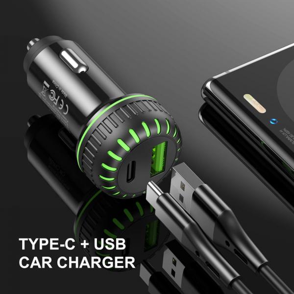 Incaqrcator Auto USB 2020 FAST CHARGE