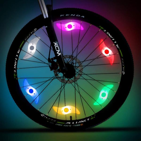 Dispozitiv LED pentru Spite Bicicleta 3