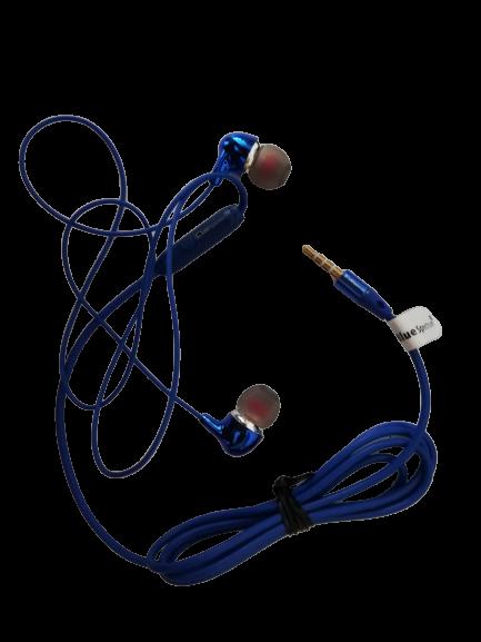 Casti Audio Blue Spectrum R5 Stereo cu Fir & Sunet Fin si Clar cu Bass Puternic [0]