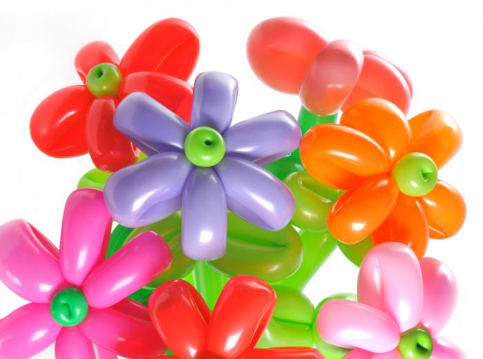Set 45 Baloane Lungi pentru Modelat, cu Pompa Manuala pentru Umflat Incusa in Pachet, Pentru Petreceri [0]