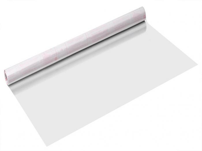 Folie pentru Protectie, cu Utilizare Multipla, Transparent, Rola 45cm x 200cm, Autocolant cu Adeziv, Premium [3]