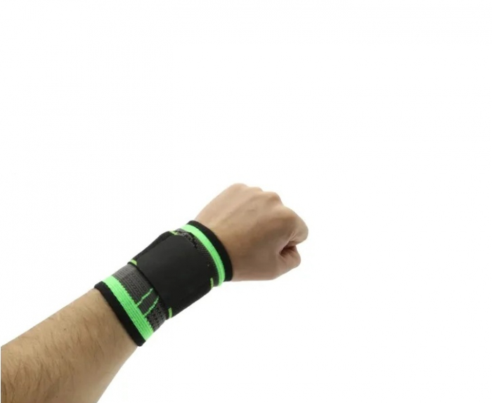 Banda pentru Protectie Incheietura Mainii, Supraelastica pentru Sportivi si Atleti, Premium, Original Deals® [3]