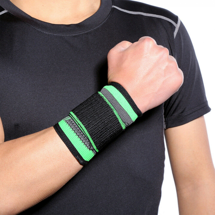 Banda pentru Protectie Incheietura Mainii, Supraelastica pentru Sportivi si Atleti, Premium, Original Deals® [1]