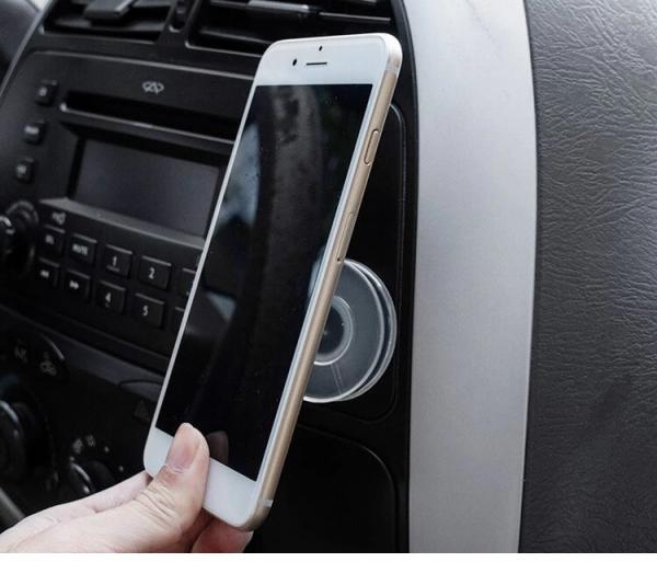 Suport Telefon Autoadeziv din Silicon Lipicios cu Posibilitate de Spalare pentru Folosire Indelungata 6