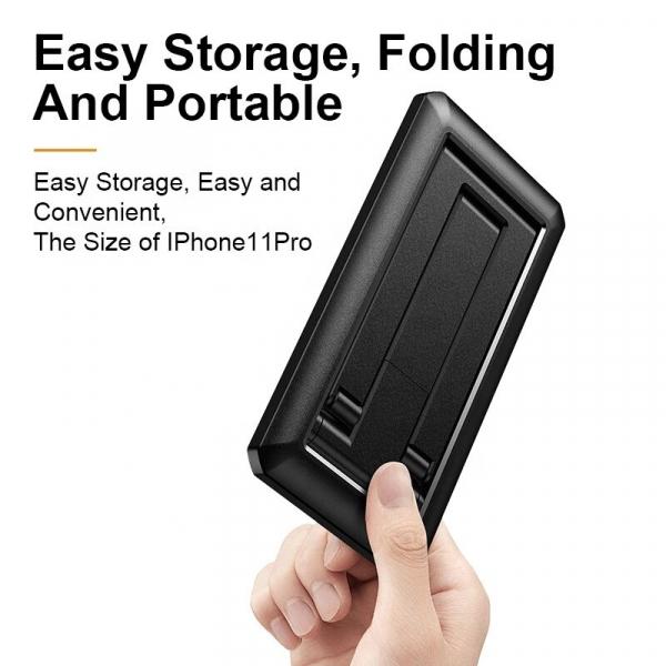 Suport Tableta sau Telefon Smartphone pentru Masa sau Birou - Pliabil Reglabil si Portabil Premium cu Reglaj Multiplu 3