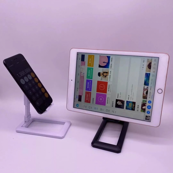 Suport Tableta sau Telefon Smartphone pentru Masa sau Birou - Pliabil Reglabil si Portabil Premium cu Reglaj Multiplu 5