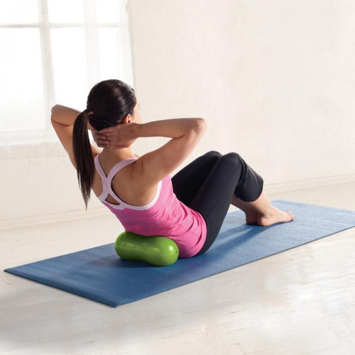 Minge Accesoriu pentru Exercitii Pilates, Fitness, Aerobic, Yoga, Gonflabila, Rezistenta 85 Kg, Premium, Verde, Original Deals 2