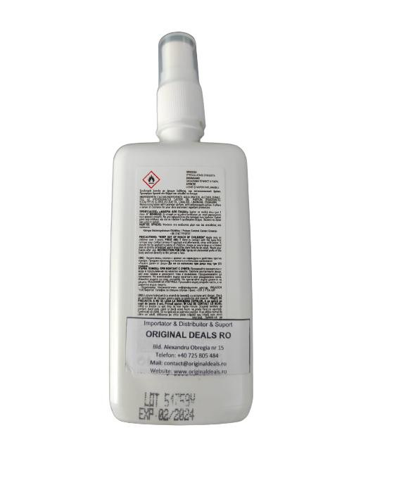Lotiune pentru Corp Hidratanta cu Extract de Eucalipt si Actiune Anti Insecte si Tantari, pentru Copii, 100ml [1]