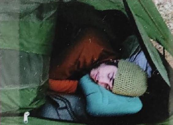 Perna Gonflabila Copii sau Adulti pentru Casa, Masina sau Camping, 49 x 34cm, Premium [3]