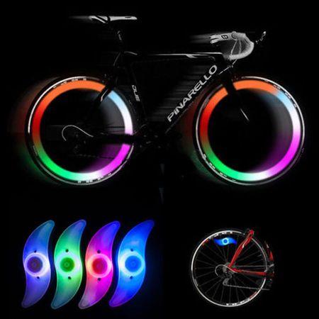 Dispozitiv LED pentru Spite Bicicleta 2